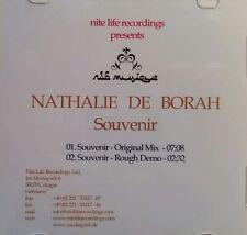 """Nathalie De Borah """"Souvenir"""" * nite life recordings / Original Mix + Rough Demo"""