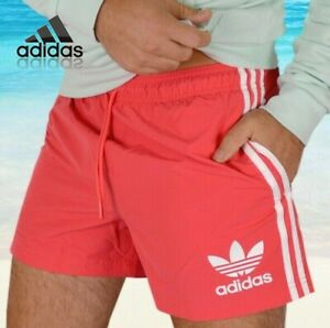 adidas Originals Men's Swim Shorts Swimming Gym Beach Pool California Short NEW