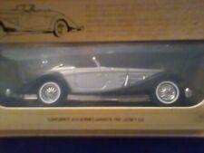 models of yesteryear matchbox 1937 Mercedes Benz 540k
