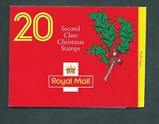 Lx2 1991 Christmas 20 x 18p Holly