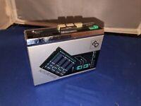 RARE AIWA HS-G350 3 Band Graphic Equalizer Auto Reverse Cassette Player Walkman