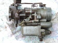 Opel Carter carburettor Vergaser 2587288 vorkrieg prewar Carburatore Carb (7)