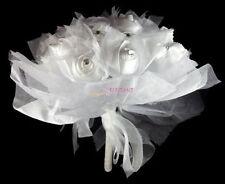 Silk Roses Artificial Wedding Flowers, Petals & Garlands