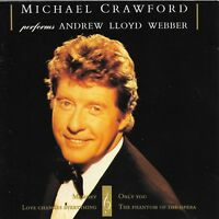 The Music of Andrew Lloyd Webber by Michael Crawford (Vocals) (Cd Nov-1991):