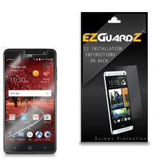 4X EZguardz NEW Screen Protector Cover HD 4X For ZTE Grand X4