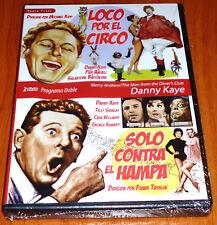 SOLO CONTRA EL HAMPA / LOCO POR EL CIRCO - Merry Andrew / The Man from the Diner
