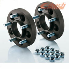 Eibach Wheel Spacer Kit 25mm (Ford Mustang 2015>) 2 Pairs in Black