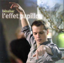 Bénabar CD Single L'Effet Papillon - Promo - France (EX/M)
