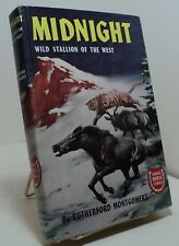 Midnight - Wild Stallion of the West by Rutherford Montgomery