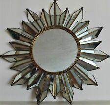 FABULOUS Sunburst Wall Mirror Mid Century Modern Retro