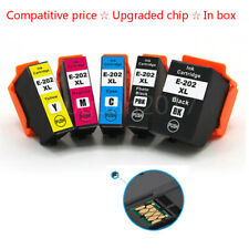 Non-oem Ink Cartridges For Epson 202XL XP-6000 XP-6005 XP-6100 XP-6105 Printer