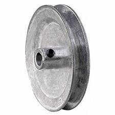 Congress Ca0150x037 38 Fixed Bore 1 Groove Standard V Belt Pulley 150 Od