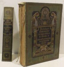 Libros antiguos y de colección alemán original