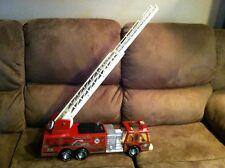 vintage 1980'S  Nylint fire dept truck