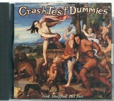 CD ALBUM--CRASH TEST DUMMIES--GOD SHUFFLED HIS FEE-1993