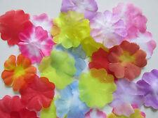 1000 SILK Hawaiian Luau FLOWER PETALS tropical FREE S/H pool beach party