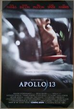 APOLLO 13 MOVIE POSTER 2 Sided ORIGINAL Ver B Rolled 27x40 TOM HANKS