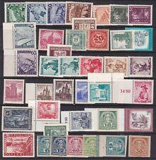 Austria ^x40 Older Mnh Collection $@ dca 1322ostt2