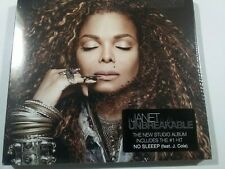 Unbreakable(Janet Jackson)New CD