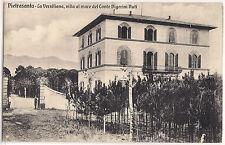 1910 - Pietrasanta - La Versiliana, villa al mare del Conte Digerini Nuti