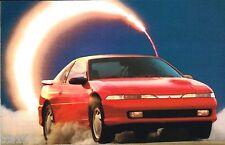 1990 Mitsubishi Brochure:GALANT,ECLIPSE,MIRAGE,MONTERO,PRECIS,SIGMA,WAGON,PickUp