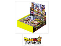 Colossal Warfare 5 Booster Pack Lot Dragon Ball Super Card Game Series 4 TCG