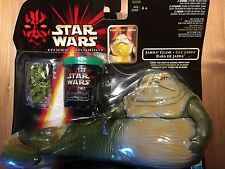 Hasbro Star Wars Ep.1 Phantom Menace Jabba the Hutt Jabba Glob Action Figure NEW