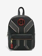 Marvel Black Widow Backpack + Wallet