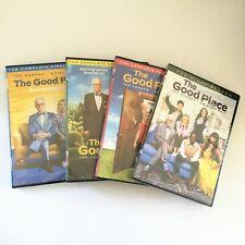 The Good Place Season 1 2 3 4 (DVD 8 Discs Set) One Two Three Four 1-4