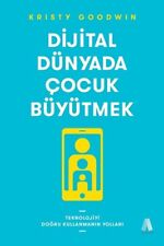 """Dijital Dunyada Cocuk Buyutmek- Kristy Goodwin "" Turkish Book Registered Mail"