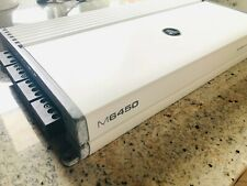 JL Audio M6450 6 Channel Marine Class A/B Amplifier
