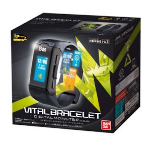 Bandai Digimon Vital Breath NEW Digital Watch Black FS for US w eBay tracking