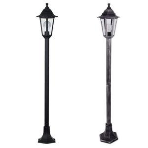 Traditional Vintage Outdoor / Garden Lamp Post Lantern LED Driveway Lighting