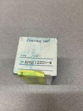 NEW IN BOX IDEC CONTROL UNIT APNE122DN-W