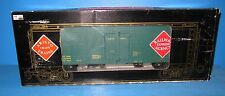 "Aristo Craft / REA Spur G Reefer Car "" Rail Way Express "" 46601 in OVP - NEU #"