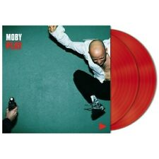MOBY - Play (Vinyl Red Limited Edt.) 2 LP pre order