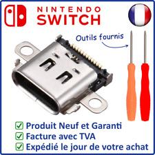 CONNECTEUR PRISE USB-C DOCK DE CHARGE D'ORIGINE DE LA NINTENDO SWITCH