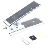 MagiDeal Micro/Standard to Nano SIM Card Cutter for iPhone 4 5 6 + Adapters