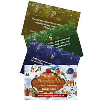 Christmas Traditions Trivia Quiz Card Game - Xmas Games Family Eve Box Fillers