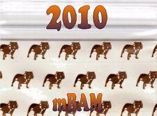 """100 PACK TOP BROWN BULLDOG 2010 Apple Ziplock Baggies 2.0X1.0"""" Mini Bags"""