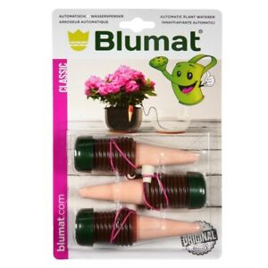 Blumat Automatic Self Watering for Potted Pot Indoor Plants 3 Pack