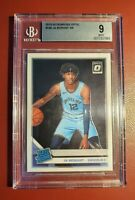 2019-20 NBA 🏀 DONRUSS OPTIC BECKETT GRADED 9 🌟 JA MORANT ROOKIE CARD mint...