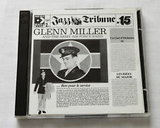 Jazz Tribune No.15 Glenn MILLER & ARMY AIR FORCE - FRENCH 2CD RCA ND 89767(1992)