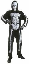 Déguisement squelette enfant noir Halloween Cod.259898