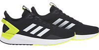 Adidas Men Shoes Running Questar Ride Training Cloudfoam Black Trainers DB1345