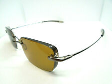 NIKE Mens Eyeglasses 4071 045 47-20-140 Rimless Rx Frames with Flexon