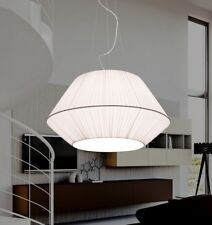 Lampadario 3 luci moderno in organza PEOPLE 8165-S25