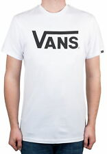 VANS Vans Classic T-Shirt In White-Black