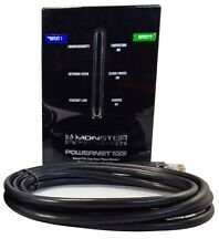 Monster Cable Digital PowerNet 200 Ethernet Expansion Adapter 200 Mbps - Single