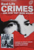 Real-Life Crimes Issue 85 - Murder on Hankley common, Henri Desire Landru